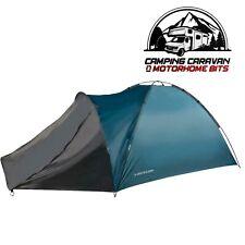 Dunlop 3 Mann Personen 210x220cm Outdoor Dome Campingzelt mit Veranda wasserdicht
