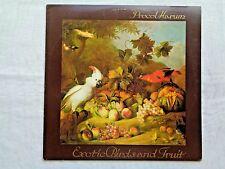 Procol Harem Exotic Birds & Fruit 1974 Chrysalis CHT-1058 Orig 1-A/1-B Press VG+