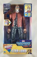 "Star-Lord Marvel Guardians Of The Galaxy Vol 2 Music Mix 24"" Figure W/25 Phrases"
