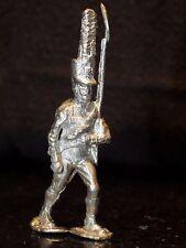 SOLDIER FIGHTER Miniature Metal Medieval Historical Napoleonic War Civil Figure