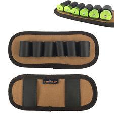 Tourbon 6 Loop Shotgun Cartridges Pouch Shells Holder Ammo Carrier Bag for Belt