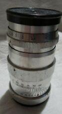 Jupiter 11  4/135 Russian lens & caps M39 L39 mount for SLR Zenit camera    8330