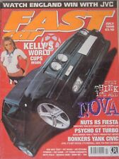 Fast Car magazine July 1998