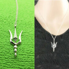 Trishul Trident Poseidon Neptune Necklace Greek Spear Ukraine Symbol HighQuality