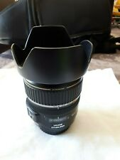 Objectif Canon EF-S 17-85 IS USM Stabilisé