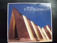 J. S. BACH  -  WEIHNACHTS - ORATORIUM BWV 248 ,JULEORATORIET, 3 CD SET ,   NAXOS