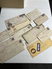 Rabbit Correspondence. 1943 – 1945 American Rabbit Journal Warrenton Missouri
