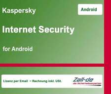 Kaspersky Internet Security for Android - Smartphones/Tablets 1 Gerät 1 Jahr Key