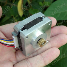 39mm Stepper Motor 18 4 Phase 5 Wire Stepping Motor Double Ball Bearing Hybrid