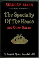 The Specialty of the House and Other Stories by Stanley Ellin Signed, Limited- H