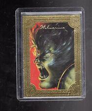 1996 Marvel  Masterpieces  #6 Golden Gallery card