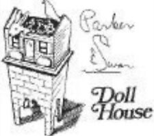 Parker Swan Doll House - Limited Run from Hocus-Pocus, retail was $400+s/h