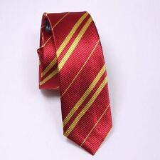Harry Potter Cosplay Costume Gryffindor Tie Striped Tie