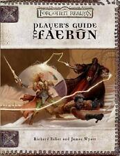 Dungeons and Dragons Forgotten Realms: Player's Guide To Faerun / Hardcover