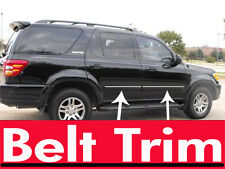 Toyota SEQUOIA CHROME BELT TRIM 01 02 03 04 05 06 07