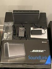 Bose SoundLink Wireless Mobile Speaker - Black (404600)