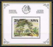 South-West Africa postfris 1987 MNH block 8 - Paarl (S1139)