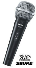 SHURE SV100-W Dynamic Cardioid Multi-Purpose MICROPHONE w/ Cable, Free Shipping.
