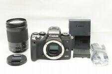 Canon EOS M5 24.2MP Digital SLR Camera Body w/ EF-M 18-150mm IS STM #210411ag