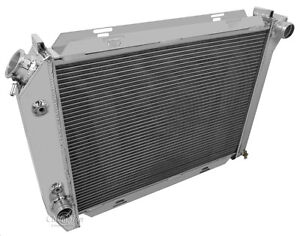 3 Row Champion Cooling 1967-1968 Ford Big Block