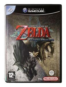 The Legend of Zelda: Twilight Princess - Gamecube (PAL version)
