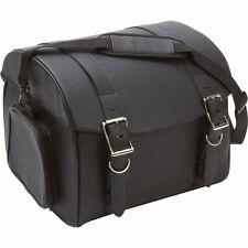 Motorcycle Gear Travel Storage Case Barrel Bag Trunk Luggage Harley Honda BMW