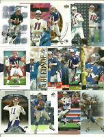 Drew Bledsoe 14 Card Lot All Different See Scans NFL Football