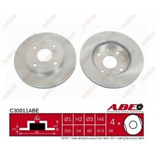 Bremsscheibe, 1 Stück ABE C30011ABE