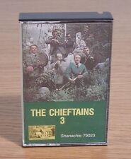 The Chieftains 3 (Cassette, 1987, Shanachie)
