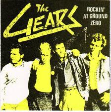 GEARS - ROCKIN AT GROUND ZERO w bonus ultra-rare 3-track EP from 1979- CD
