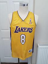 La Lakers basket canotta S Kobe Bryant 8 jersey Champion