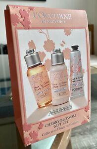 L'Occitane en Provence Cherry Blossom Gift Set