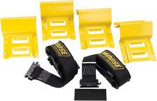 Moose Utility Division ATV UTV Tire Wheel Chock Tie Down Strap Kit 3920-0399