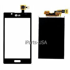 USA OEM Digitizer Touch + LCD Display Screen for LG Optimus L7 P700 / P705