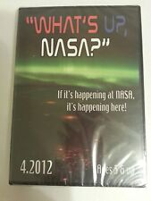 What's Up, Nasa? DVD, If It's Happening At Nasa, It;s Happening Here! 4.2012