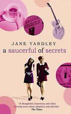 A Saucerful of Secrets, Yardley, Jane, New Book
