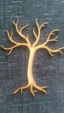 Dead Tree Maker MDF Laser Cut Wooden Craft Blank Wedding