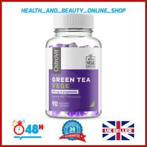 OstroVit - Green Tea VEGE 90 vcaps - weight loss - reduce fat