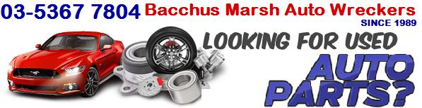 BACCHUS MARSH AUTO WREKCERS