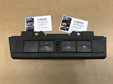 Genuine Ford Focus ST / ST225 Heated Window Switches & Panel - Used
