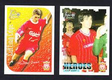 Liverpool Original Football Trading Cards