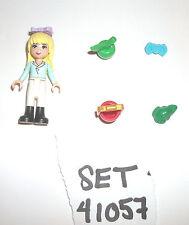 Frog Pail Apple Green 4 LEGO Friends Stephanie Minifigure SET 41057 Horse show