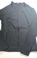 Lululemon Size 8 NWT Ready To Run Jacket Pinpoint BLK / NBUL Black stretchy