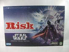 RISK Star Wars Original Trilogy Edition Board Game No Instructions