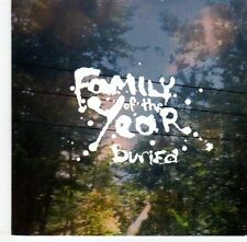 (EM293) Family of the Year, Buried - 2013 DJ CD