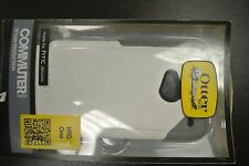 OtterBOX COMMUTER phone case for hTC ONE *BRAND NEW*  White/Gray