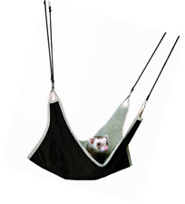 Trixie 6913 Hanging Mat for Ferrets 45 × 45 Cm Brown / Beige