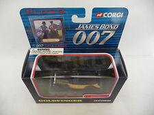 CORGI 1:43 ROLLS ROYCE Nero/Giallo GOLDFINGER James Bond 007 TY95601