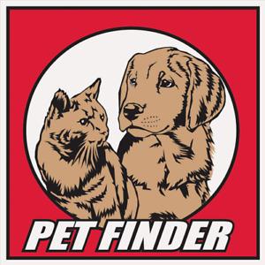 2 Pack Pet Finder Fire Rescue Window Clings Alert Firemen of Inside Pets - 600D