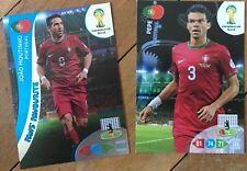 Cartes Panini Adrenalyn XL FIFA World. Cup 2014